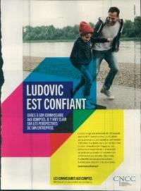 France 201005 UNE PUBLICITE DANS CHALLENGES SUR LES COMMISSAIRES AUX COMPTES cac