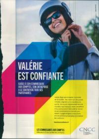France UNE PUBLICITE POUR LES COMMISSAIRES AUX COMPTES DANS CHALLENGE DU 9 7 2020 cc